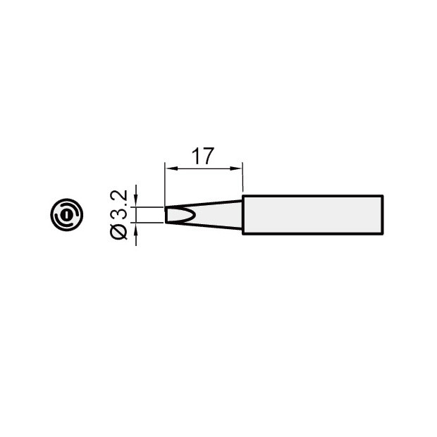 Eclipse Replacement Tip for SS-206E & SS-207E