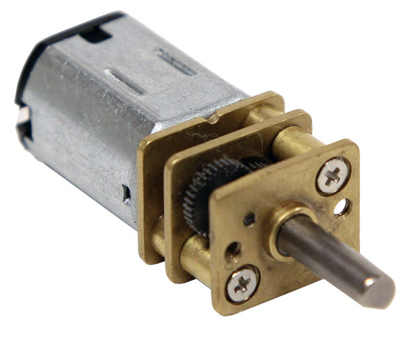 ACTOBOTICS Premium N20 Gear Motor (150:1 Ratio, 175 RPM)