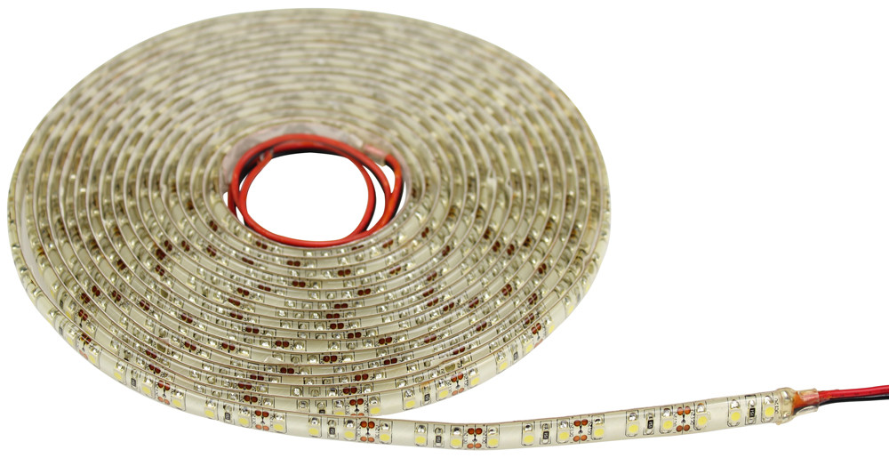 NTE 300 LED Strip 16ft Red Water Resistant