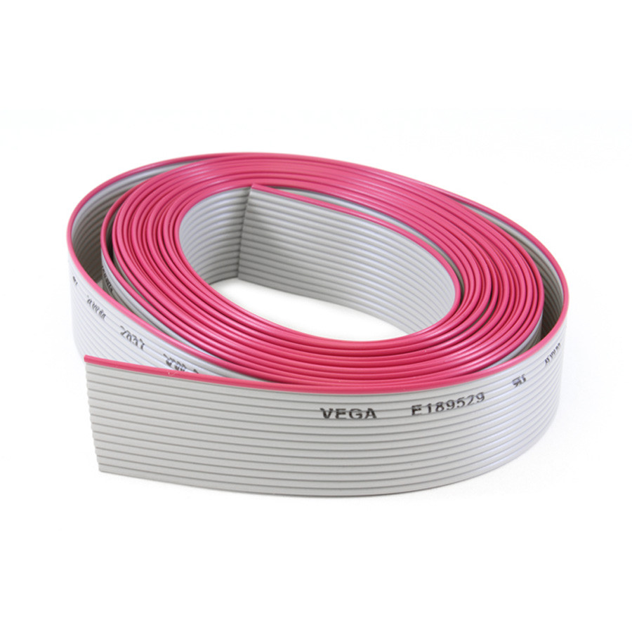 PHILMORE 14 Conductor Flat Ribbon Cable 10ft