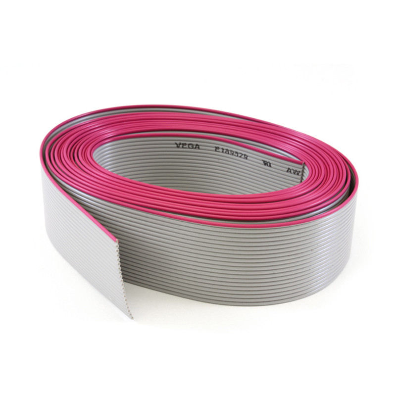 PHILMORE 20 Conductor Flat Ribbon Cable 10ft