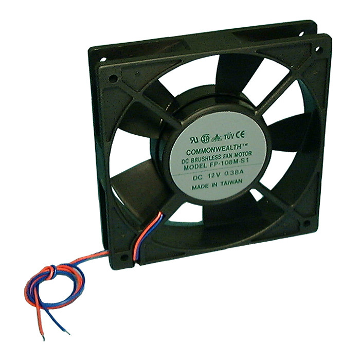 PHILMORE Cooling Fan 12VDC 120mm