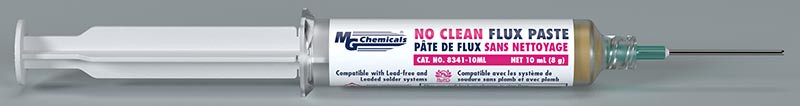 MG CHEMICALS No Clean Flux Paste in Syringe