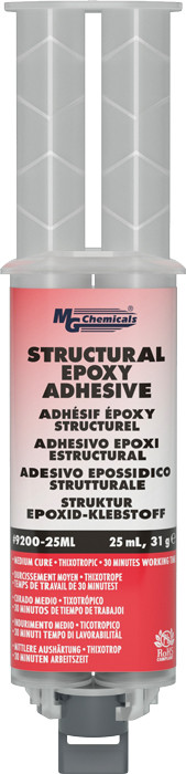 MG CHEMICALS Structural Epoxy Adhesive