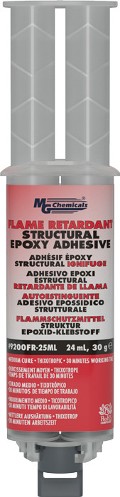 MG CHEMICALS Flame Retardant Structural Epoxy Adhesive
