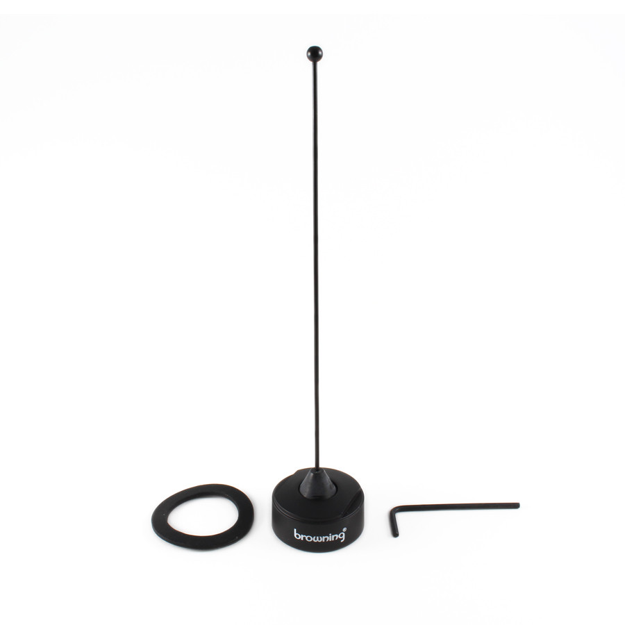 Tram 1233-BNC Magnetic Antenna Mount w//BNC Male For use w// NMO style antennas