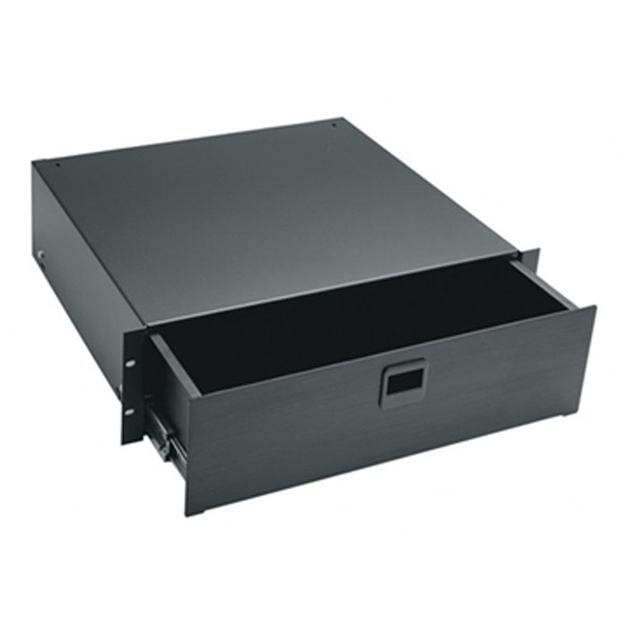MIDDLE ATLANTIC 3U Utility Drawer with Spring Loaded Latches