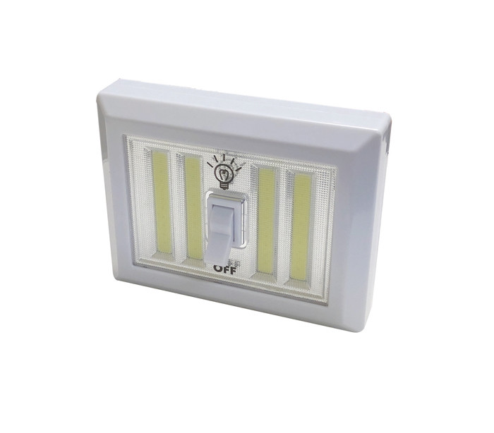 GO GREEN Double Gang Surface Mount LED Light