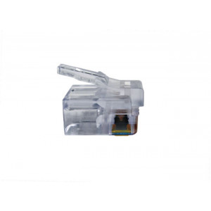 PLATINUM EZ-RJ12/11 Connectors 50pk
