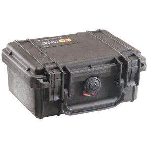 "PELICAN Protector Case with Pick N Pluck Foam Interior: 7.3""  4.8""  3.3"""