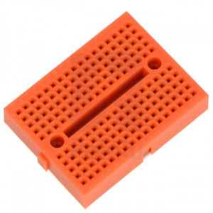 170-Point Breadboard (Orange)