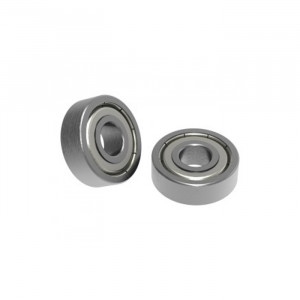 ACTOBOTICS 8mm ID x 22mm OD Non-Flanged Ball Bearing (2 pack)