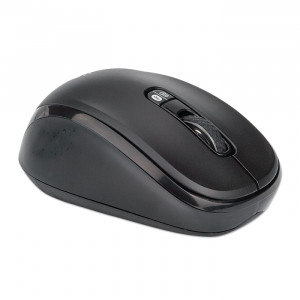 MANHATTAN Dual-Mode Wireless Mouse (Bluetooth & 2.4Ghz)