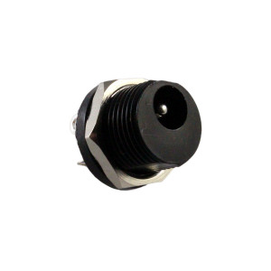 PHILMORE 2.5mm x 5.5mm Panel Mount DC Coaxial Jack