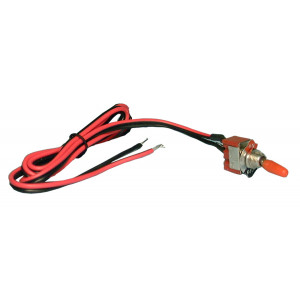PHILMORE Mini Toggle with Leads On-Off