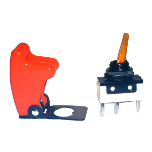 PHILMORE Toggle Switch Safety Guard