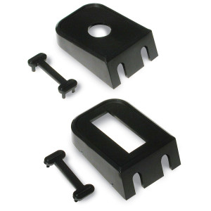 PHILMORE Switch Bracket Rectangular Hole 2pk