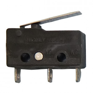 PHILMORE SPDT Sub-mini Snap Action Switch with Short Lever