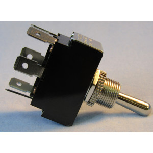 PHILMORE DPDT (On)-Off-(On) Heavy Duty Toggle Switch