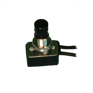PHILMORE SPST On-Off Snap Action Switch with Leads