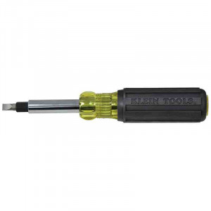 KLEIN Multi-Bit Screwdriver/Nut Driver