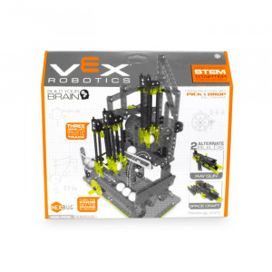 VEX Robotics Pick and Drop Ball Machine by HEXBUG