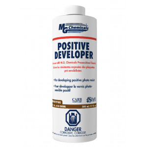 MG CHEMICALS Positive Developer 475ml