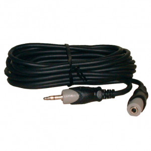 "PHILMORE 25ft 1/8"" Mono Male to Female Extension"