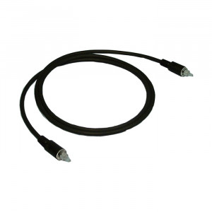 PHILMORE Lighted Toslink Digital Audio Cable 30ft