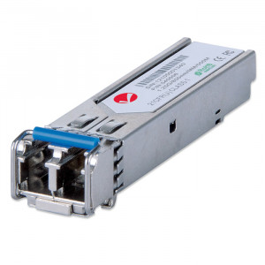 Gigabit Fiber SFP Module LC Multi-Mode 1800 feet (550 m)