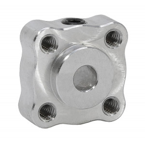 "ACTOBOTICS Tapped Set Screw Hubs, 0.770"" Pattern 5mm Bore"
