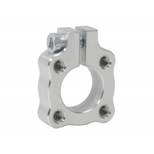 "ACTOBOTICS Tapped Clamping Hubs, 0.770"" Pattern 1/8"" Bore"