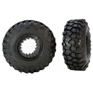"ACTOBOTICS 4.3"" Off-Road Robot Tires (2 pack)"