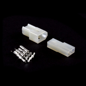 """Philmore 61-506 .093/"""" 6 Position Circuit-UL Plug and Receptacle w//Pins"""