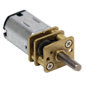 ACTOBOTICS 900 RPM Micro Gear Motor