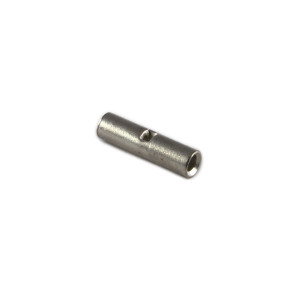 PHILMORE Non-insulated Seamless Butt Connectors 14-16awg 100pk