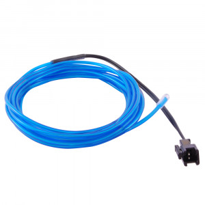 NTE EL Wire Blue 2.3mm Diameter