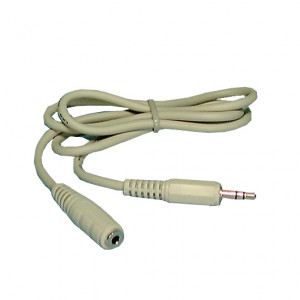 "PHILMORE 1/8"" Stereo Male to Female Cable 3ft"