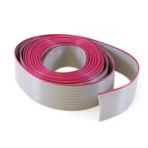 PHILMORE 16 Conductor Flat Ribbon Cable 10ft
