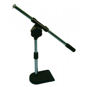 PHILMORE Microphone Desk Stand with Boom