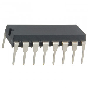 NTE High Speed CMOS High Speed CMOS 8-Bit Serial-In or Parallel-Out Shift Register w/3-State Outputs