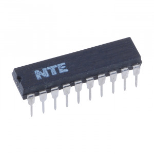 NTE TTL Octal Buffer and Line Driver w/3-State Outputs