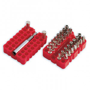 ECLIPSE 33 Piece Security Bit Set