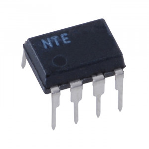 NTE General Purpose Operational Amplifier LM741 equivalent