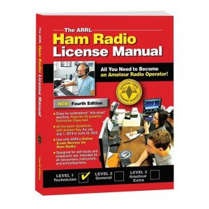 ARRL Ham Radio License Manual 4th Edition