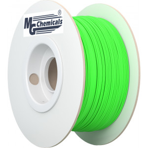 MG CHEMICALS 1.75mm ABS 3D Printer Filament 1kg Green Glow in the Dark