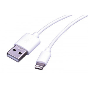 VANCO Lightning Cable to USB 3ft