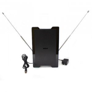 RCA Indoor Amplified TV/FM Antenna
