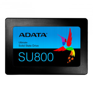 "ADATA 512GB 2.5"" SATA Solid State Drive with SSD Toolbox and Migration Software"