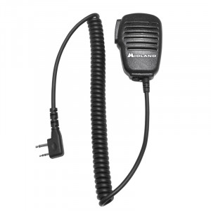 MIDLAND Handheld Speaker/Mic with PTT